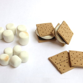 S'more Set – American Girl Doll Desserts