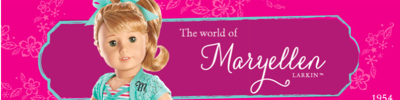 Welcome Maryellen – An American Girl Doll