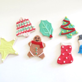 Christmas Cookies – American Girl Doll Desserts